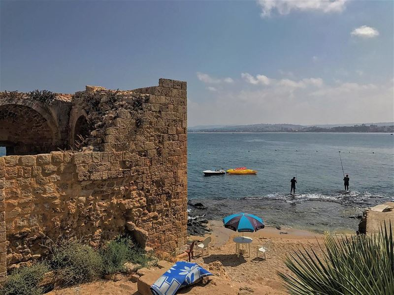 Summer still going strong• beiruting beirut lebanon beirutcity ... (Tyre, Lebanon)
