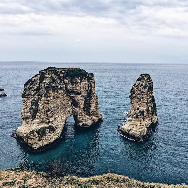 •happy Wednesday from my favorite stunner of a country--exhibit A•....... (Beirut, Lebanon)