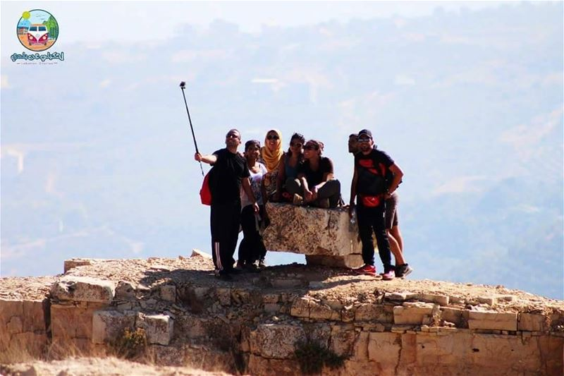 From our last trip to Akoura at the Highest point in MountLebanon ...