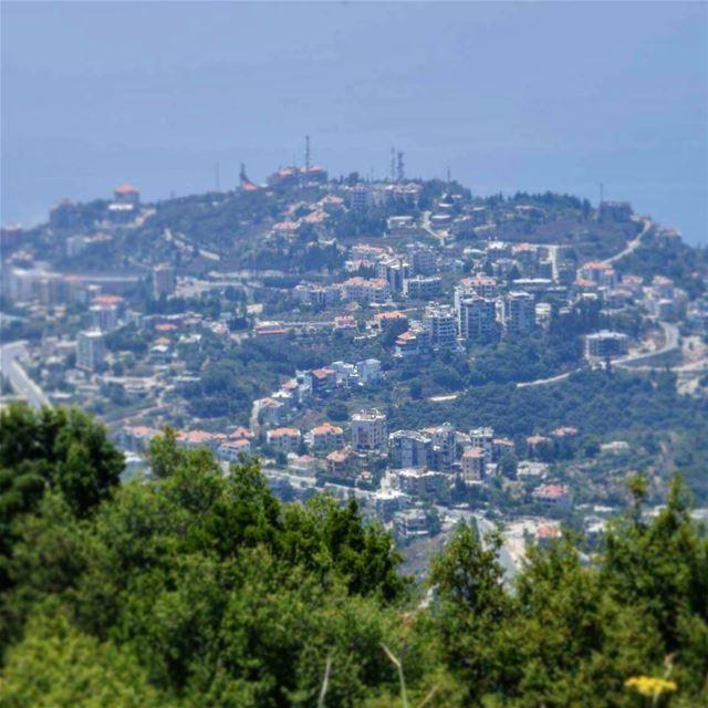 Where am I? Keserwan________🇱🇧________ lebanon come visit ... (El Ghîné, Mont-Liban, Lebanon)