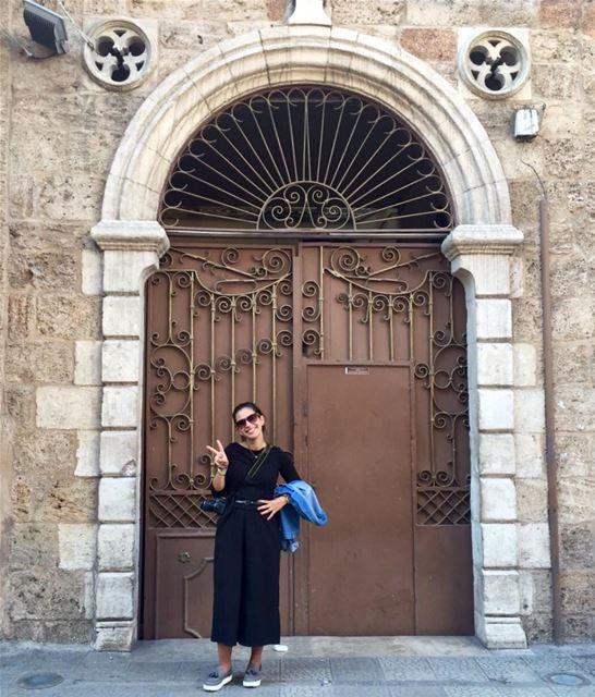 When life shuts a door...open it again ✌🏽😑 mylebanon tripoli ... (Tripoli, Lebanon)