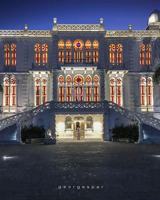 Sursock Palace & Museum, Beirut Lebanon 🇱🇧..... proudlylebanese ... (Beirut, Lebanon)