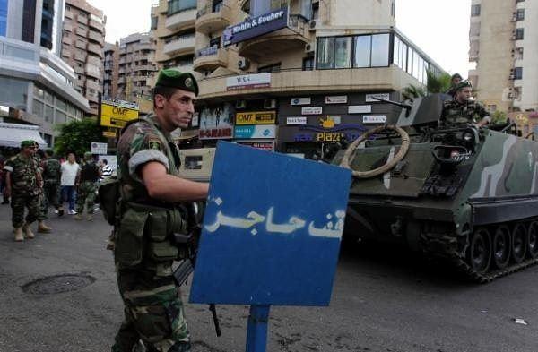 تدابير أمنية استباقية للجيش!رداً على التحذيرات التي صدرت عن بعض السفارات...