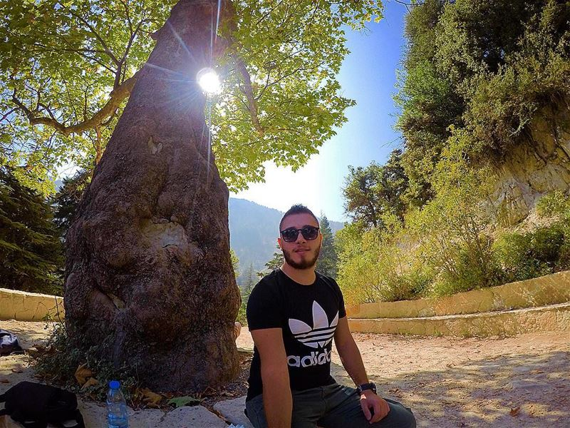 I was made for sunny days ☀️.. gopro5 gopro goprolebanon ehden ... (Ehden, Lebanon)