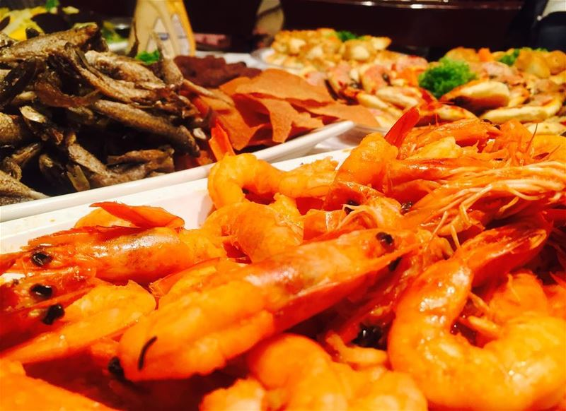 home family homesweethome foodie foodsafety seafood kitchenlife... (Byblos, Lebanon)