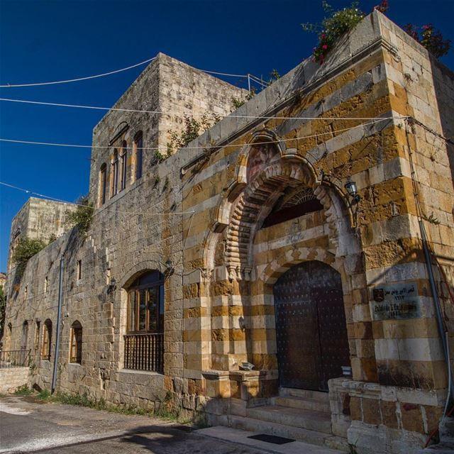Dair al-qamar street walk vintage mosque photography arch ... (Deïr El Qamar, Mont-Liban, Lebanon)