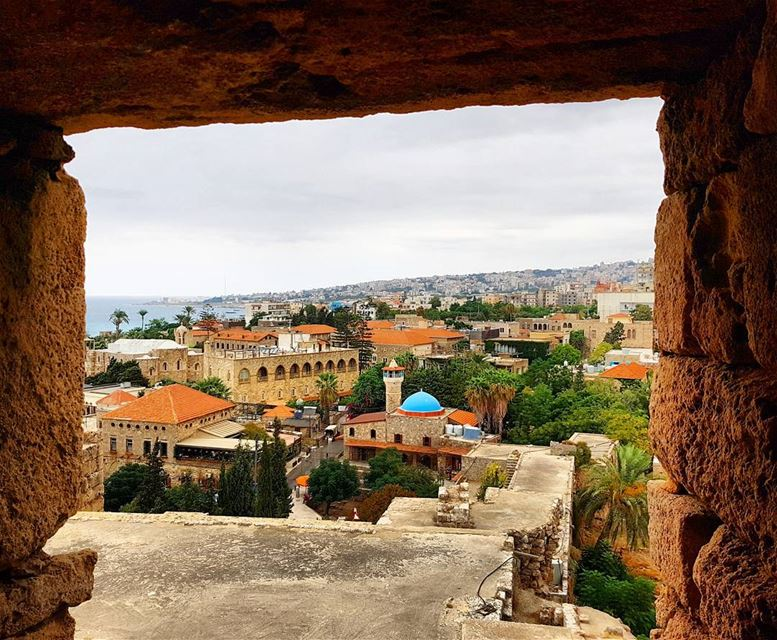 No wonder all the world's civilizations wanted a part of you. Every time I... (Byblos - Jbeil)