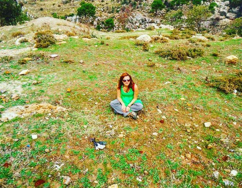 inthemiddleofnowhere raselmaten lamartinevalley metn herbs... (Ra'S Al Matn, Mont-Liban, Lebanon)