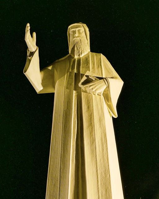 stcharbel faraya nightroadtrip longexposure panasoniclumix lx100 ... (St Charbel Faraya)