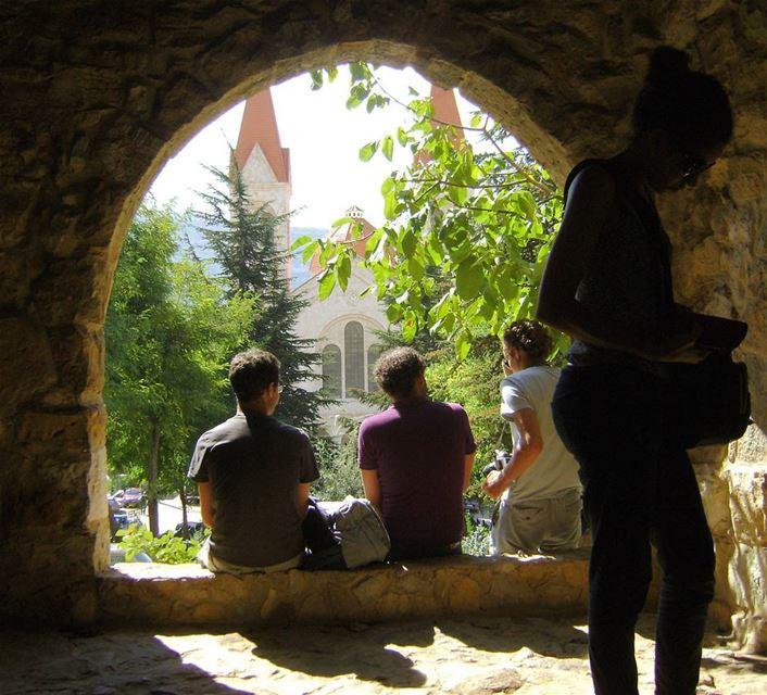 Khalil Gibran's house in Bsharri, North Lebanon 🌲🌲🌲 Bsharri, North... (Bsharri, Lebanon)