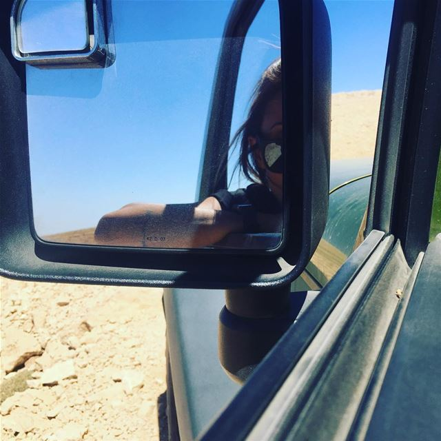 Every road trip happens for a reason come with me jeepgirl jeep ... (Qurnat as Sawda')