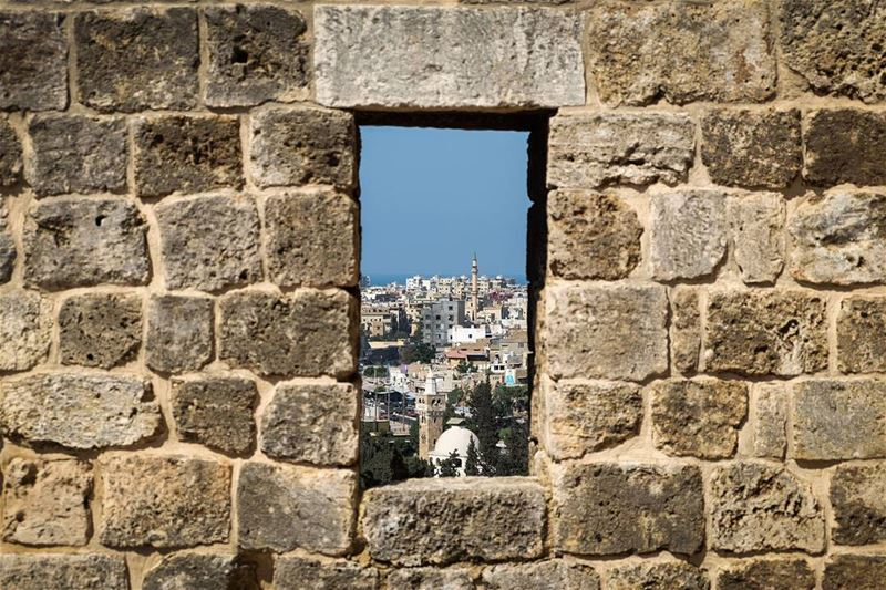 //Keep creating new windows from which to look at your world// tripoli... (Tripoli, Lebanon)