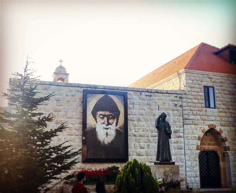 pray faith saint charbel lebanon annaya silence 🙏🏼 مار_شربل عناي