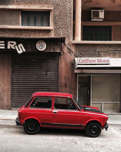 Literally the same 🚗 Beirut shotoniphone iamatraveler...... - [ ] ... (Beirut, Lebanon)