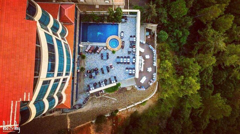 Bay Lodge BoutiqueHotel FromAbove BeautifulHotels Harissa LoveLebanon... (Harîssa, Mont-Liban, Lebanon)