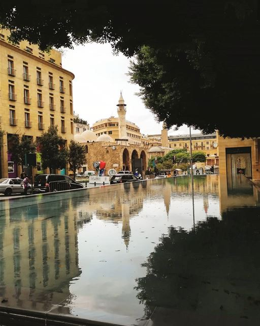 vrlwanderwednesday huaweiphotography krystelkoussaphotography ... (Downtown Beirut)