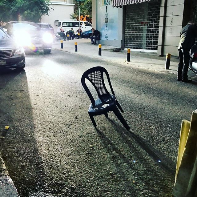 In praise of The Plastic Chair (5) (Beirut, Lebanon)