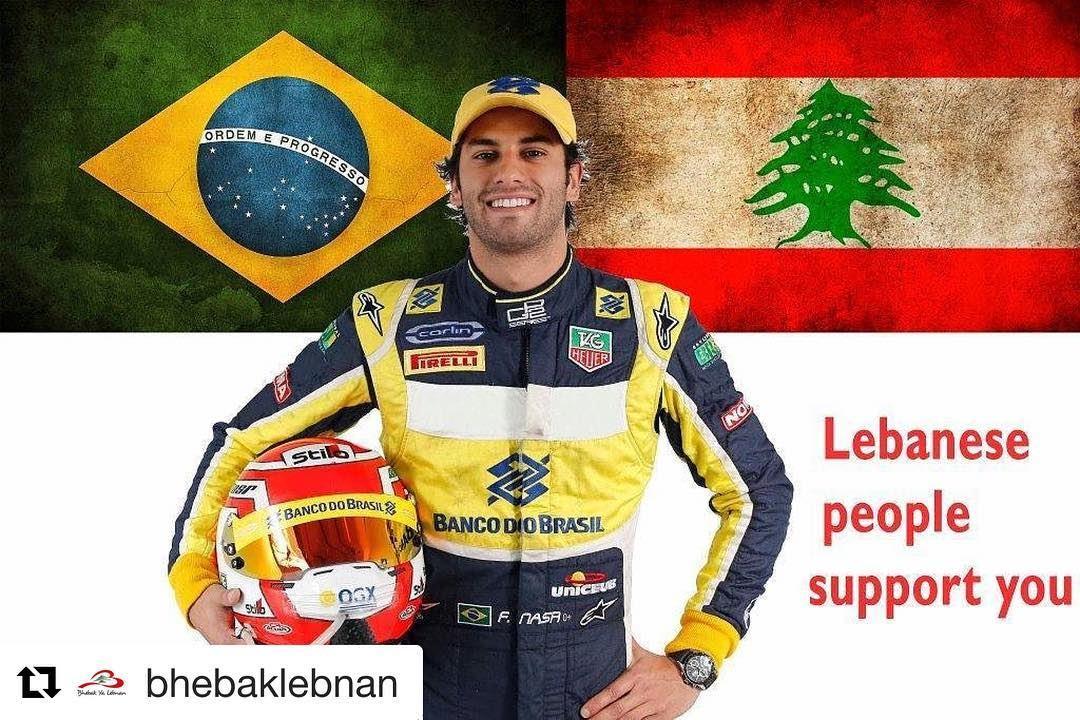 Repost @bhebaklebnan (@get_repost)・・・During his first visit to Lebanon,