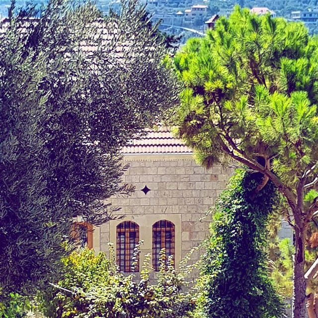 House + Love=Home greenery september village oldhouselove chouf ... (Bâter, Mont-Liban, Lebanon)