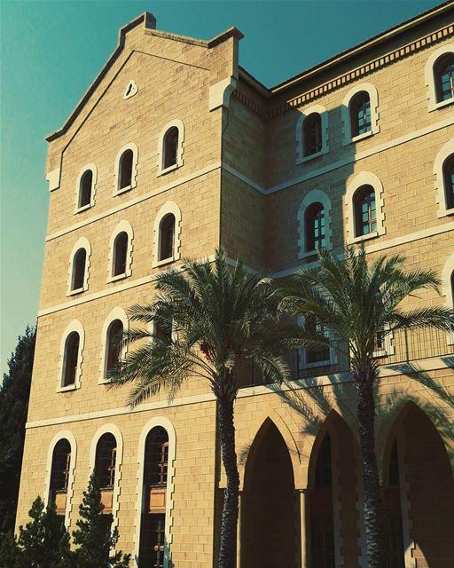 lebanon lebanese architecture style aub AUB americanuniversity ... (American University of Beirut (AUB))