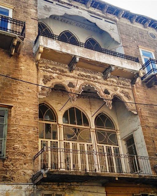 beirut beirutfootsteps lebanon lebanese architecture house old ... (Beirut, Lebanon)