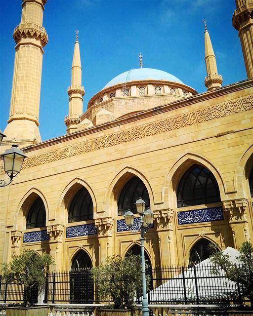 beirut lebanon lebanese architecture mosque islam photography ... (Beirut, Lebanon)