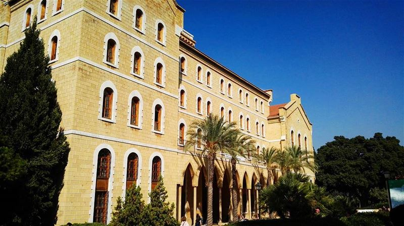lebanon lebanese beirut university aub AUB americanuniversity ... (American University of Beirut (AUB))