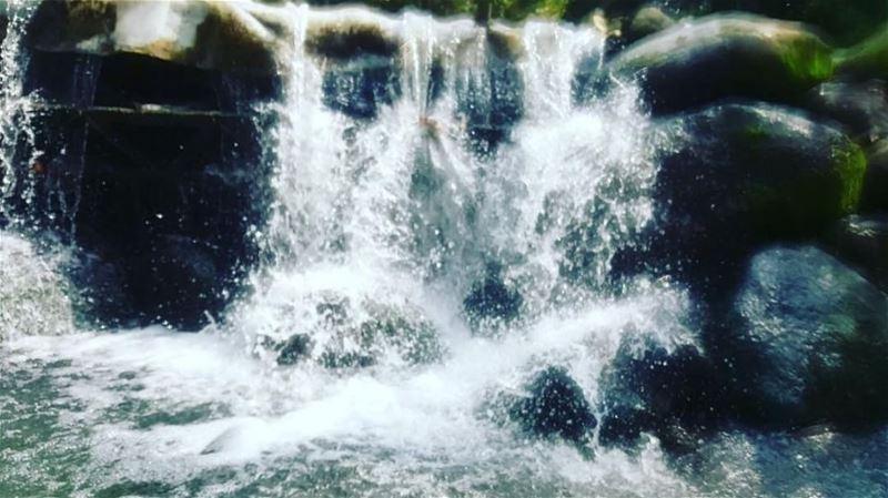 تصويري النهر عكار شمال_لبنان تأمل سيران مشاوي ما_شاء_الله ... (مزرعة بلدة)