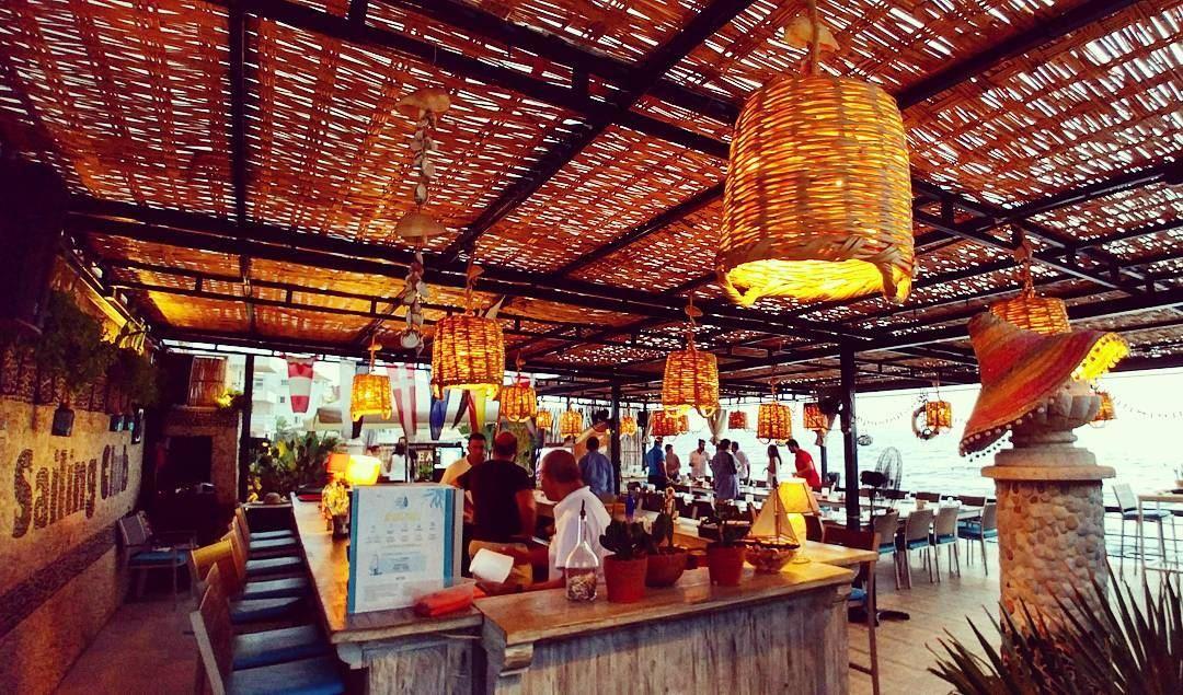 lebanonbeautifulplaces... interiordesign outdoors fishingbaskets ...
