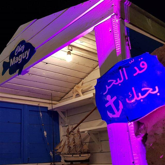 batroun restaurants @chezmaguy mediterranean sea mediterraneansea ... (Batroûn)