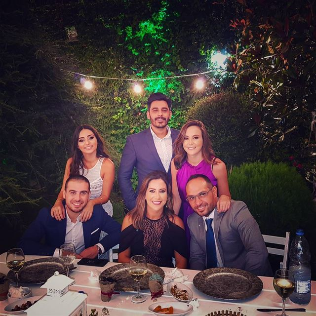 familylove 💜....... beirutweddings beirutlebanon ... (El Kfour, Mont-Liban, Lebanon)