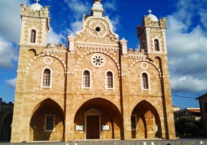 lebanon lebanese church architecture batroun summer vacations ... (Batroûn)