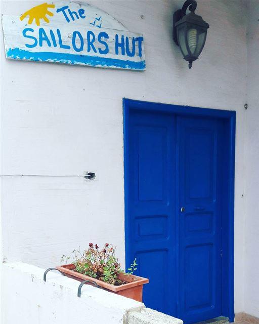 Santorini 🤔 No! it's Batroun 😍___________________ livelovebatroun ...