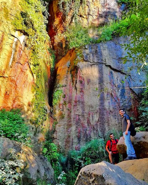 Fountain of eternal youth fountain source eternal tourlife baskinta ... (Baskinta, Lebanon)