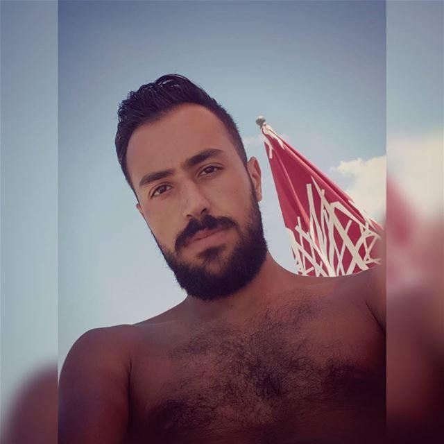 selfie selfieday smile beard men lovelife instame picofme ... (Soûr, Al Janub, Lebanon)