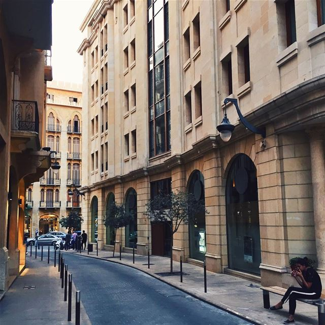 •Saturday• Beirut Lebanon livelovelebanon exklusive_shot ... (Downtown Beirut)