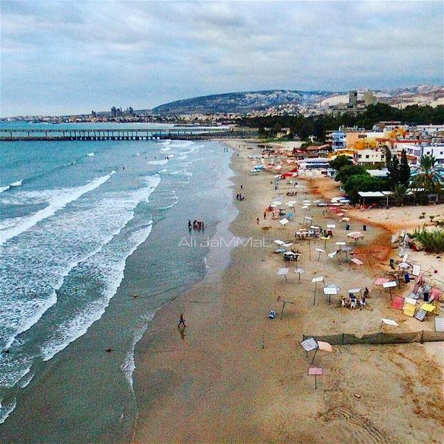lebanon chekka lebanese beach cost holiday lebanonspotlights liban... (Chekka)