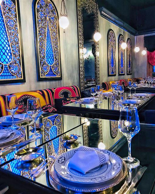 Back to my favorite restaurant!.... Lebanon Beirut popcorn961 ... (Em Sherif)