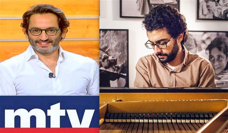 "The Lebanese International Jazzman Tarek Yamani today @11:15AM in ""Musical"" (MTV)"