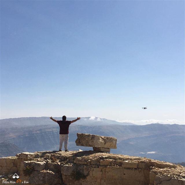 Happy Sunday Everyone ❤️ ... (El Laklouk, Mont-Liban, Lebanon)