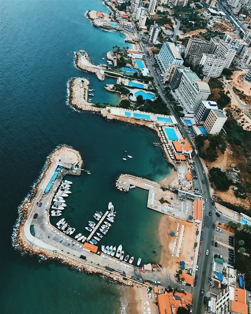 Pools.By @melissahaddad29 Jounieh Beirut Liban Libano Lebanon... (جونية - Jounieh)