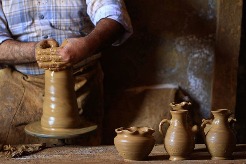 Do what you enjoy, it will last. Good morning to Craft. 🇱🇧 Pottery...