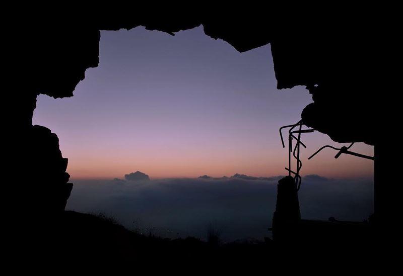 'a picture is a secret about a secret; the more it tells u the less u... (Baskinta, Lebanon)