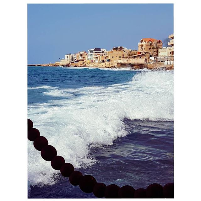 With each wave, a new story 🐳🌊--- TakeMeTo  Batroun kfaraabida ... (Batroun District)
