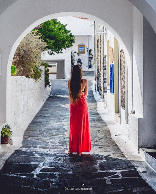 Orange & Blue ✨-- lensbible greece kea georgesboutrosphotography ... (Kéa)