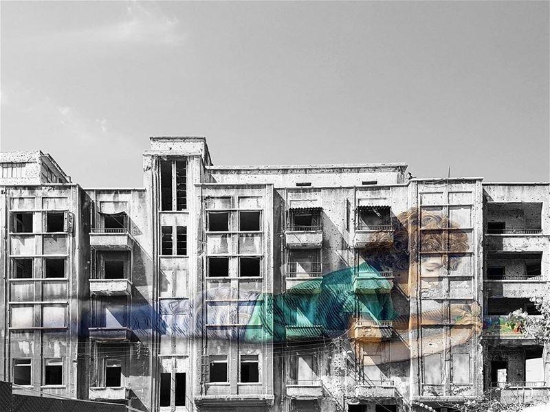 ~... streetart urbanart graffiti graffitiart graffitiporn art ... (Beirut, Lebanon)