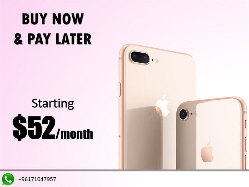 As the release date of the iPhone 8 in Lebanon is approaching, be among...