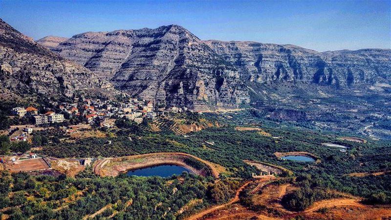 lebanon_hdr lebanonstyle lebanon livelovelebanon nature sky ... (Akoura, Mont-Liban, Lebanon)