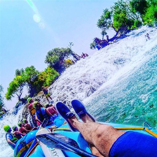 So much fun ... by @hoviwood hermel hermel_city assiriver bekaa ...