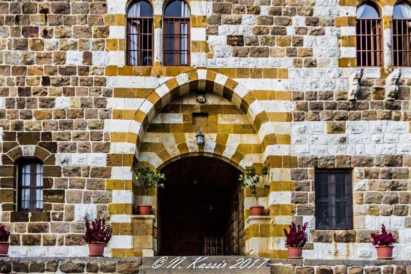 house ottoman ottomandesign stones mountain ngconassignment Lebanon... (Baskinta, Lebanon)